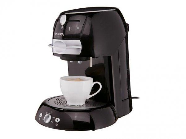Lidl Bundesweit Petra Kaffeepadmaschine KM 42.17 Artenso Latte ab 21.11.2013