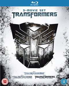 [Uk] Transformers - Trilogy [3 x Blu-ray] - ca. 16,87 €