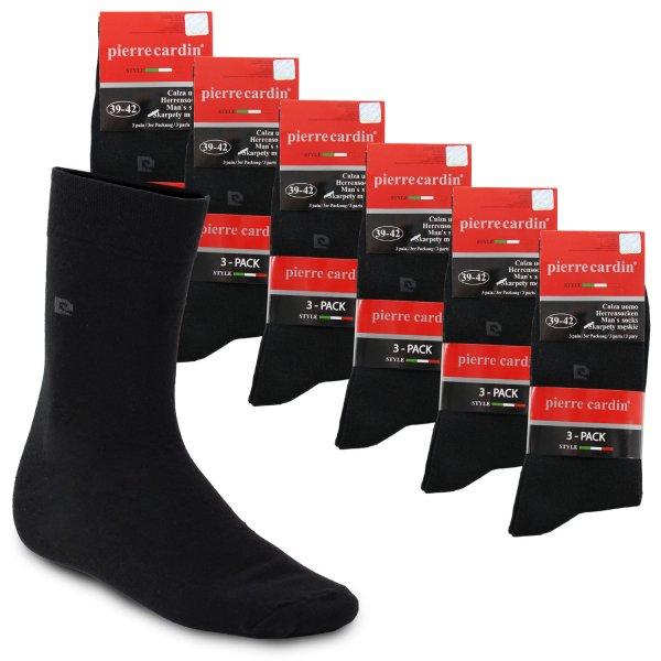 18 Paar Pierre Cardin Businesse Socken (39-42/43-46) in 4 Farben für 18,88€ frei Haus @DC