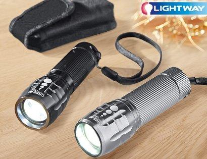 5 Watt CREE LED Taschenlampe bei Aldi Süd ab 21.11.