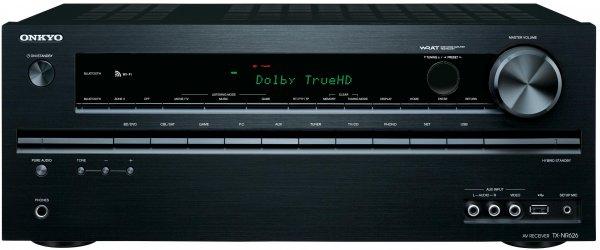 ONKYO TX-NR 626 7.2-Kanal AV-Netzwerk-Receiver TX-NR626 schwarz