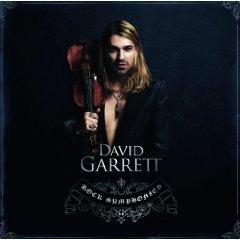 Amazon MP3 Album: David Garrett - Rock Symphonies Nur HEUTE für 3,99€