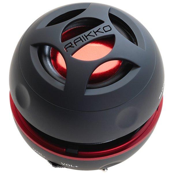 RAIKKO DANCE Vacuum Speaker aktuell für 20,01 Euro bei Amazon