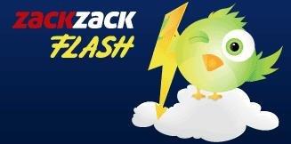 Ab 18:00 Uhr: 24 Stunden lang ZackZack Zubehör-Flash