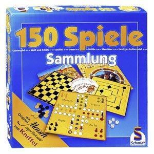Edeka Rhein/Ruhr Schmidt Spiele mit 150 Spielmöglichkeiten UVP 9,99€ für 4,44€