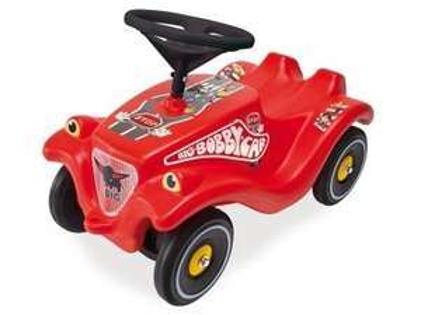 Big Bobby Car Classic Limited Edition inkl. Wimpel, Stoppschild und Big-Führerschein @kaufhaus-stolz.com 23,99€