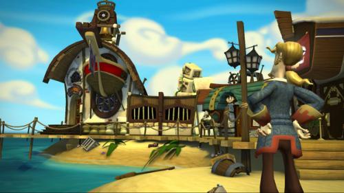 Abenteuer-Spiel: Tales of Monkey Island Complete Pack für PC  bei Steam nur heute
