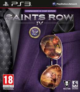 Saints Row IV: Commander In Chief Edition für 23,88€! (XBox 360 & PS3