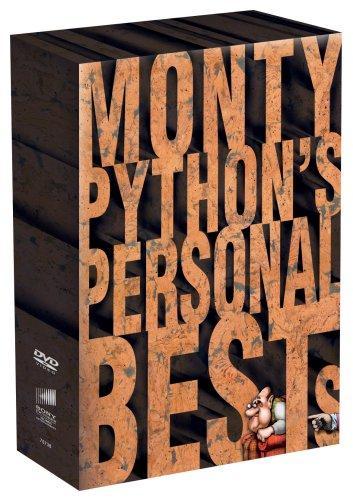 [Kostet wieder 16,49€] Monty Python Personal Bests: Collection Box Set (6 Discs) für 3,99€