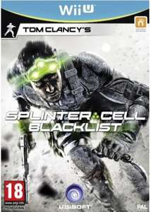 Nintendo Wii U - Tom Clancy's Splinter Cell Blacklist für €21,68 [@Base.com]