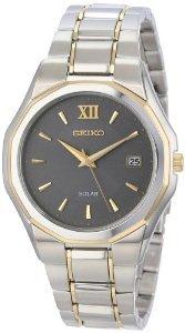 Seiko Men's SNE166 Dress Solar Classic Watch ~86€ @amazon