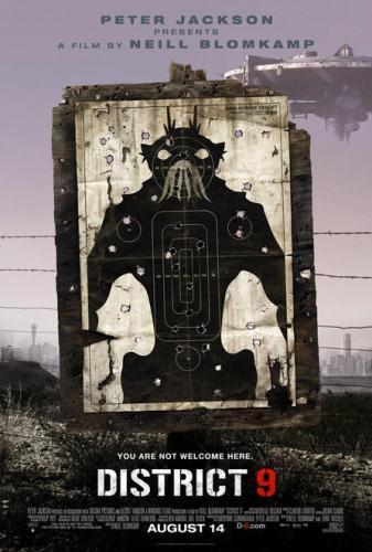District 9 [DVD] für 2.49€ @ play.com