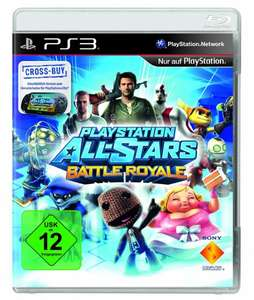 All Stars Battle Royale PS3 inkl. Vita-Cross-Buy