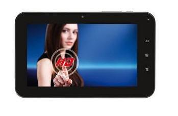 "A-Rival BioniQ HD Tablet mit 7"" Display, 1GB DDR3, 4GB und Android 4.1.1 @NBB, Voelkner oder Conrad"