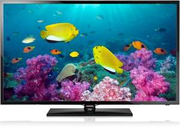 Samsung UE50F5070 127 cm (50 Zoll) LED-Backlight-Fernseher, EEK A+ (Full HD, 100Hz CMR, DVB-T/C/S2, CI+) schwarz