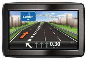 TomTom Via 125 Navigationsystem (5 Zoll) Touchscreen, TMC, Bluetooth, Sprachsteuerung, Parkassistent, IQ Routes, Europa 45)  für 101€ @Amazon.co.uk