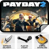 Payday 2 Steam Version PC für nur 13.99€ - 12 Stunden noch!