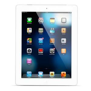 "Apple™ - iPad 4 16GB WiFi ""MD513FD/A"" (9.7"" IPS 2048x1536,16GB,5.0MP Cam,iOS,Weiß) [Refurbished] ab €350,10 [@MeinPaket.de]"