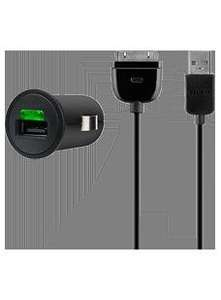Belkin Micro USB Car Charger inkl. 30-Pin Sync-/Ladekabel für 5€ @Vodafone