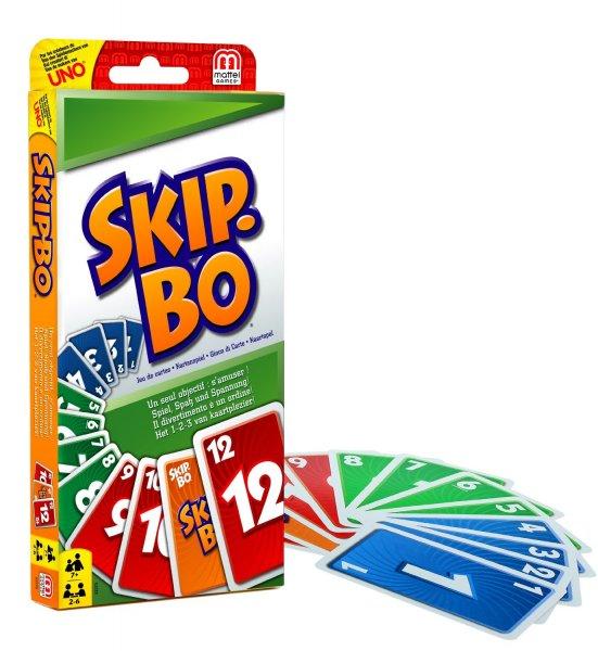 [Kaufland] Kartenspiel Skip-Bo (Mattel)