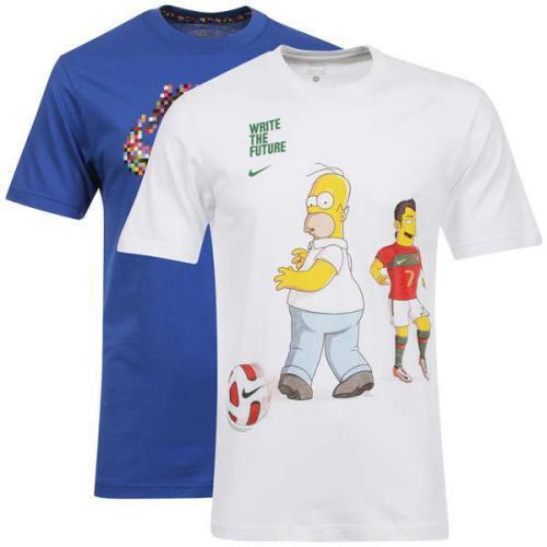 Nike T-Shirts 2er-Pack heute nur für 8 Euro @theHut