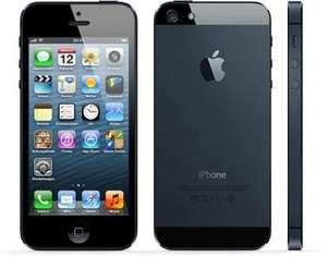 """B-Ware"": APPLE iPhone 5 16GB schwarz"