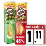 Pringles versch. Sorten bei Edeka (bundesweit)