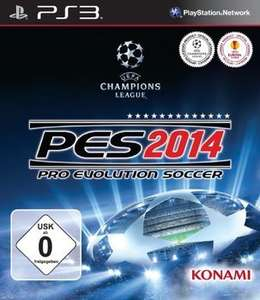 Pro Evolution Soccer 2014 (PS3/Xbox360) für 21,44€ @Base(Play.com)
