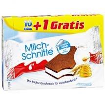 [offline Lokal Kaufland Hamburg-Altona & -Lurup] Kinder-Milchschnitte 11er Pack