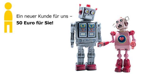 [Online: Comdirect] Neukunde werben und 50€ Prämie erhalten