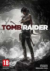 [Steam] Tomb Raider (2013) für rund 7,13€ @ Gamefly