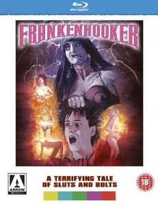 [KULT] FRANKENHOOKER *BLU RAY* /// ARROW SAMMEL-EDITION!