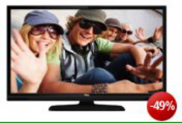 Amazon TV Deal des Tages: TCL L32E3005/G 81 cm (32 Zoll) LED-Backlight-Fernseher, EEK A+ (HD-ready, 100Hz CMI, DVB-C/-S2/-T, 2x HDMI, CI+, VGA, Hotelmodus, USB 2.0) schwarz