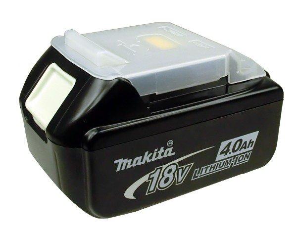 Makita Akku BL 1840 18 V Li-ion 4,0 Ah für 85,- inkl. Versand @ Ebay