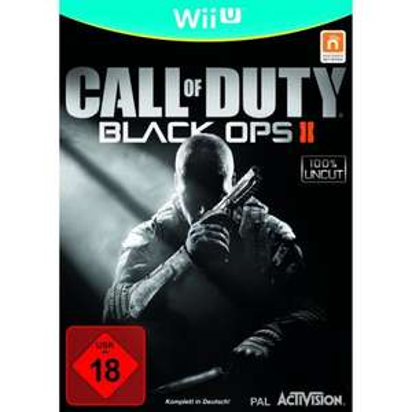 Nintendo Wii U - Call of Duty: Black Ops 2 für 19,99€ bei Abholung im MM