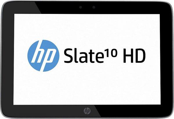 [HP Deutschland] HP Slate 10 HD 3500eg Android 4.2 Tablet für 249€ inkl. VSK (idealo 299€)