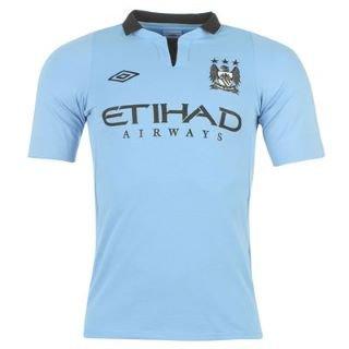 Sportsdirect: Diverse Fußballtrikots, 2012/2013, mehrere Größen, unter 20€, z.B. Manchester City, Liverpool oder Barca