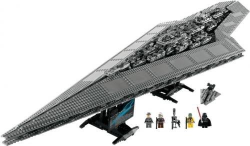 Lego 10221 Super Sternenzerstörer Executor für 301,50€ bei amazon.fr