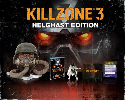 killzone 3 helghast edition [PS3] für 34€