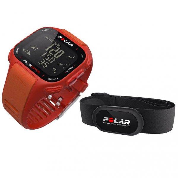 Polar RC3 GPS HR Orange/red