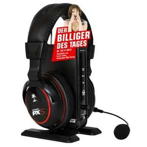 Turtle Beach PX5 Headsets neu inkl Tshirt @redcoon