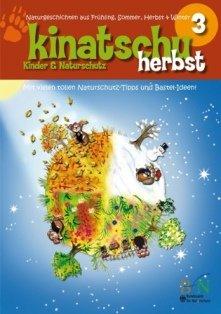 Kinatschu - kostenloses Jahreszeiten Magazin für Kinder vom Bundesamt für Naturschutz