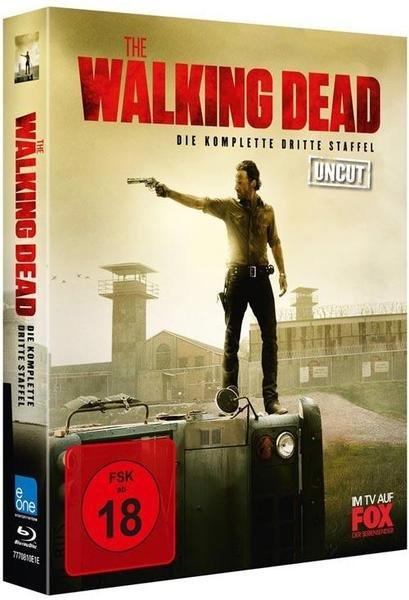 The Walking Dead - Staffel 3 (Blu-ray / FSK 18) für 26,10€ incl. Versandkosten