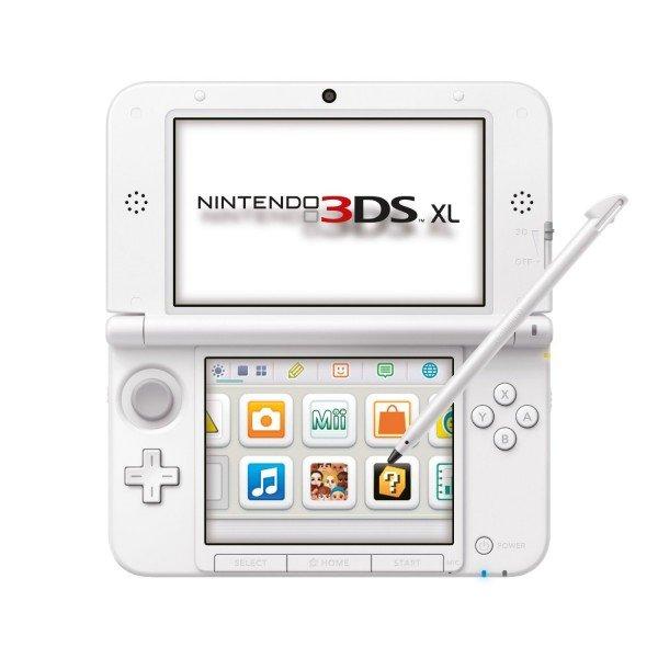 Nintendo™ - 3DS XL Konsole (Rot, Weiß) für €162,09 [@Amazon.it]