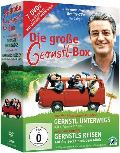 Die große Gernstl Box / Media-Dealer 22,97 Euro