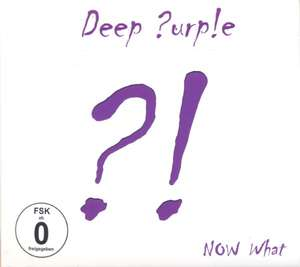 Amazon (Prime): Deep Purple - Now What? CD+DVD