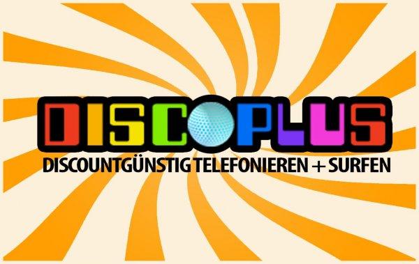 discoPLUS FLAT S - ALLNET-FLAT (o2 Netz)