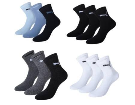 PUMA Socken 9 Paar für 16.99 mit Gutscheincode bei Meinpaket