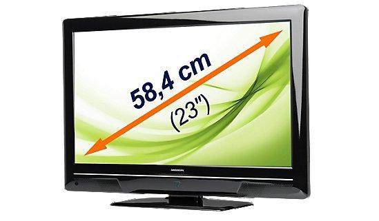 """[Lokal Essen] Medion LCD Full HD 23"""" TV mit DvD Player B-Ware inkl. 20€ Gutschein"""
