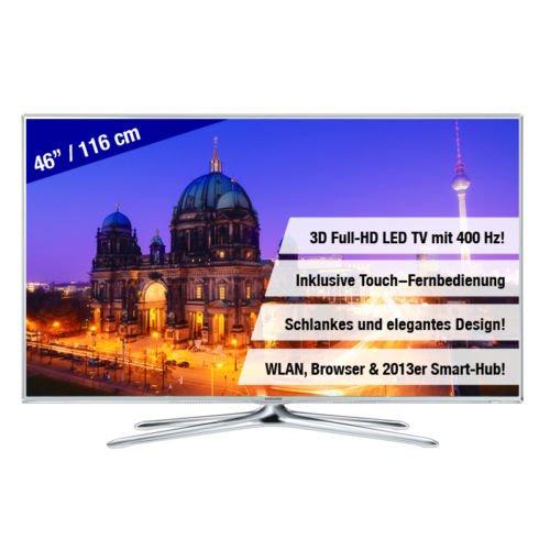 [Ebay WOW] Samsung UE46F6510 46 Zoll 116cm 3D Full-HD LED-TV Fernseher 46F6510 EEK A